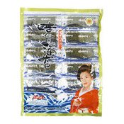 Seasoned Seaweed (Instant Snack) (紫菜)