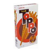Toppo Chocolate Filled Biscuit Sticks (樂天朱古力手指)