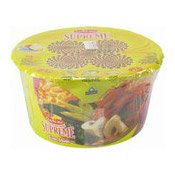 Supreme Instant Bowl Noodles (Tom Yum) (菲律賓碗麵)