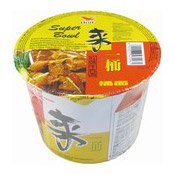 Super Bowl Instant Noodles (Roasted Beef) (統一烤牛肉味湯碗麵)
