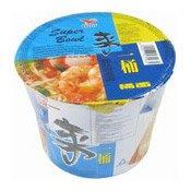 Super Bowl Instant Noodles (Shrimp Fish) (統一蝦魚味湯碗麵)