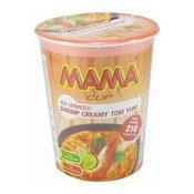 Instant Cup Rice Vermicelli (Creamy Tom Yum) (媽媽冬蔭湯杯米粉)