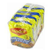 Instant Noodles Multipack (Assam Laksa) (美極亞三叻沙麵)