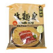Noodle King Thin Instant Noodles (Pepper Duck) (生麵王胡椒鴨面包裝)