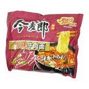 Big Instant Noodles (Sour Spicy Beef) (今麥郎牛肉麵)