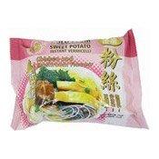 Sweet Potato Instant Vermicelli (Chicken & Mushroom) (金梅番薯粉絲)