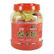 Shrimp Eggs Noodles (金粉蝦子面)