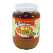 Instant Tom Yum Soup Paste (冬蔭醬)