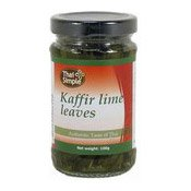Kaffir Lime Leaves (檸檬葉)