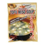 Instant Tofu Miso Soup (日本麵豉湯料)