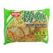Instant Stir Noodles (Sesame Chicken) (出前一丁撈麵)
