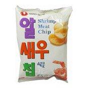 Prawn Crackers (Shrimp Meat Chips) (蝦味薯片)