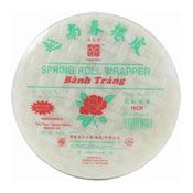Spring Roll Wrappers (16cm) (Banh Trang) (越南春卷皮)