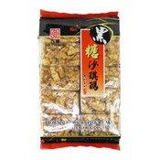 Soft Flour Cakes Sachima (Brown Sugar) (黑糖沙琪瑪)