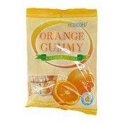 Orange Gummy Candies (橙汁糖)
