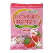 Strawberry Gummy Candies (草莓軟糖)