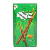 Almond Pepero Chocolate Covered Biscuit Sticks (巧克力條)