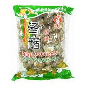 Dried Mushroom (Shiitake) (冬菇片)