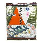 Roasted Seaweed Sushi Nori (壽司紫菜)