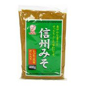 Soybean Paste (Shinshu Miso Light Type) (麵豉湯)