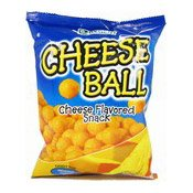 Cheese Ball (Cheese Flavoured Crispy Snacks) (芝士波)