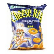 Cheese Ring (Cheese Flavoured Snacks) (芝士味薯圈)