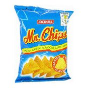 Mr. Chips Nacho Cheese Flavoured Corn Chips (珍珍薯片)