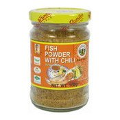 Fish Powder With Chilli (參末魚鬆)