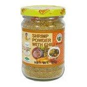 Shrimp Powder With Chilli (參末蝦米)