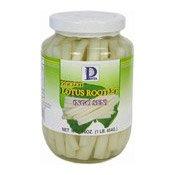 Pickled Lotus Rootlet (Baby Lotus Root) (酸甜蓮莖)