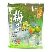 Plum Mochi (梅子米糬)