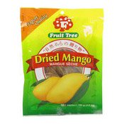 Dried Mango Slices (芒果乾)