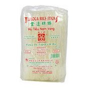 Tapioca Rice Sticks Noodles (2.5mm) (菱粉條)