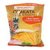Oyakata Instant Soba Noodles (Soy Sauce) (日本喬麥面)