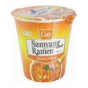 Samyang Cup Ramen Instant Noodles (Chicken) (三養雞杯麵)