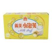 Milk Puff Biscuits (義美小泡芙 (牛奶))