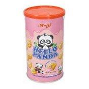Hello Panda Biscuits (Strawberry Filling) (士多啤梨熊猫餅)