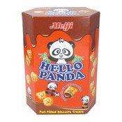 Hello Panda Biscuits (Chocolate Filling) (熊猫朱古力餅)