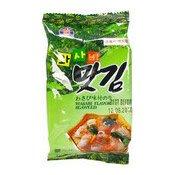 Korean Wasabi Flavoured Crispy Seaweed (芥辣紫菜)