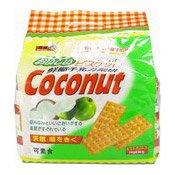 Coconut Biscuit (椰子餅)