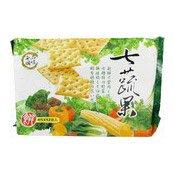 Vegetable Crackers (七蔬餅果)