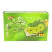 Green Tea Biscuits (優之良品綠茶餅)