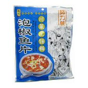 Seasoning For Pickled Chilli Fish (白家泡椒魚片)