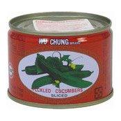 Pickled Cucumbers (Sliced) (伍中花瓜)
