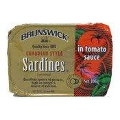 Sardines In Tomato Sauce (茄汁沙丁魚)