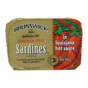Sardines In Louisiana Hot Sauce (辣汁沙甸魚)