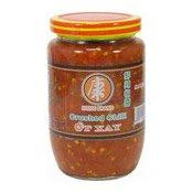 Crushed Chilli Sauce (康字鮮辣椒醬)