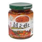 Pickled Chilli With Garlic Sauce (萬里香蒜容朝天椒)
