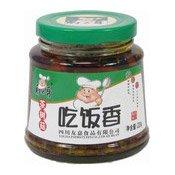 Instant Mushroom Of Tea Sauce (廚大哥茶花菇醬)