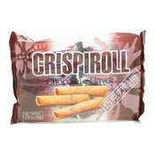 Crispiroll Chocolate Flavour Wafer Rolls (巧克力脆卷)
